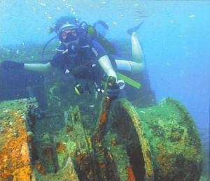 Plongée-sous-marine